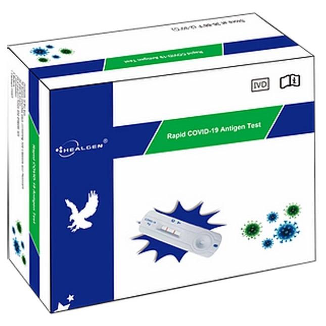 healgen rapid covid 19 antigen test